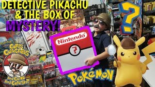 DETECTIVE PIKACHU AND THE MYSTERY OF THE BIGGEST MYSTERY BOX OF MYSTERIOUS MYSTERIES!! MBM #15