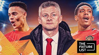 Manchester United Favourites For The Europa League | The Fixture List