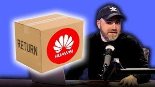 The Huawei Fedex Problem