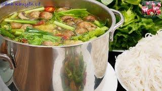 Lẩu Gà nấu SẢ - Cách nấu Món Lẩu Gà sao thơm ngon đậm vị - Món ngon đãi tiệc by Vanh Khuyen