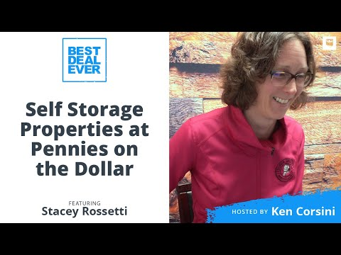 Self Storage Properties at Pennies on the Dollar
