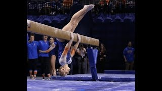 NCAA Gymnastics Falls 2018 - Part 2