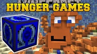 Minecraft: AQUARIUM HUNGER GAMES – Lucky Block Mod – Modded Mini-Game