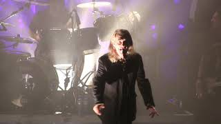 New Model Army live @ arena große Halle, vienna, 20th October 2019