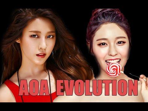 AOA EVOLUTION 2012-2016 (FULL)