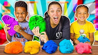 How to Make Playdough Homemade DIY with DJ's Clubhouse!