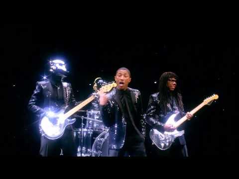 Daft Punk - 'Get Lucky' (10 min loop)