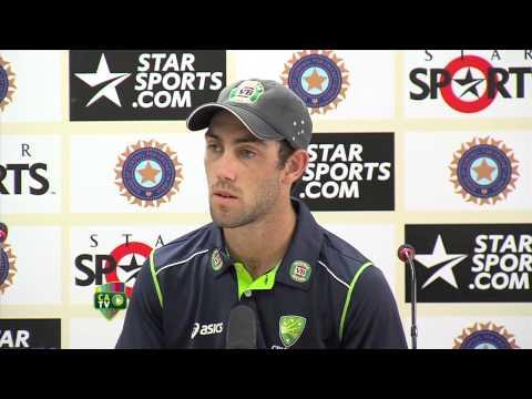Glenn Maxwell: Australia fit and ready to take on India