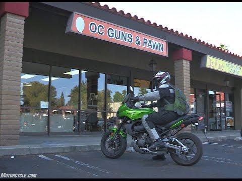 Riding With A Gun