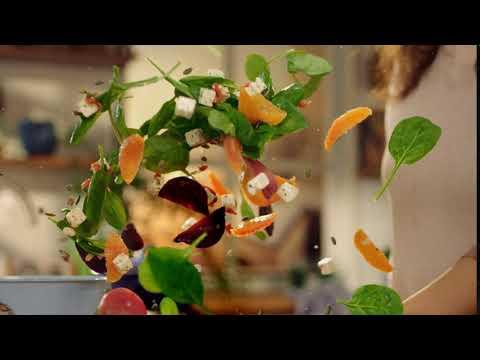 Appelsiinisalaatti | Apetina. Ahmi kasviksia