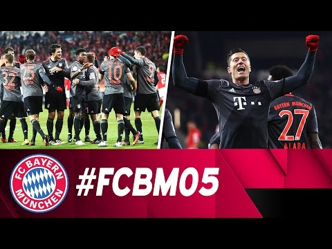 Bayern Munich vs 1 Mainz 05