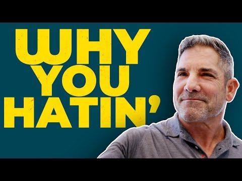 Why you Hatin' - Grant Cardone photo