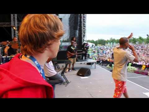 Felix Zenger Beatbox - Pori, Finland - Pori Jazz Fest