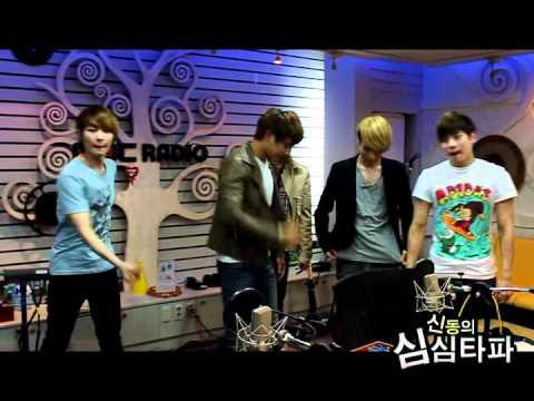 20120328 신동의 심심타파 / 샤이니SHINee-셜록 (Clue + Note)