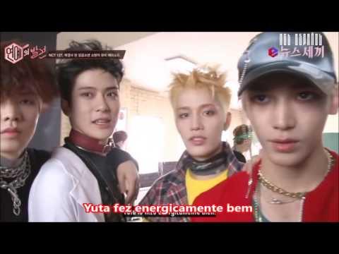 NCT 127 - Behind scenes MV Fire Truck | Legendado [PT/BR]
