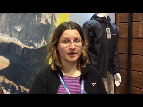 Berghaus International Operations Manager on aWorkbook
