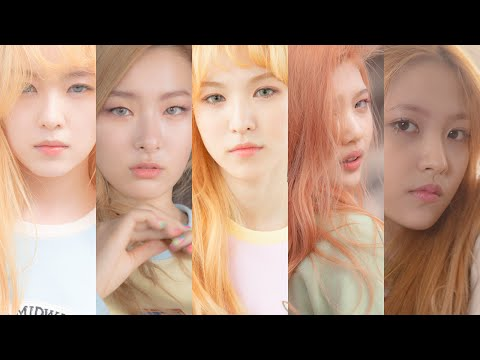 레드벨벳 Red Velvet_Website Audio Teaser