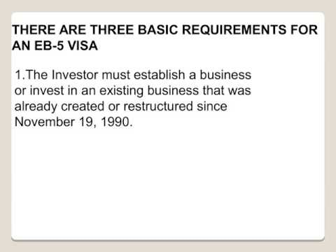 US Business Visa Requirements