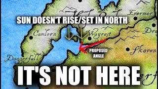 Elder Scrolls 6 - Hammerfell Theory DEBUNKED?
