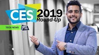 ऐसे हो सकते हैं 2019 के गैजेट्स | CES 2019 ROUNDUP | Tech Tak