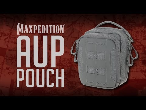 MAXPEDITION Advanced Gear Research AUP Accordion Utility Pouch