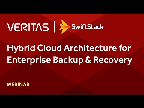 Hybrid Cloud Architecture for Enterprise Backup & Recovery