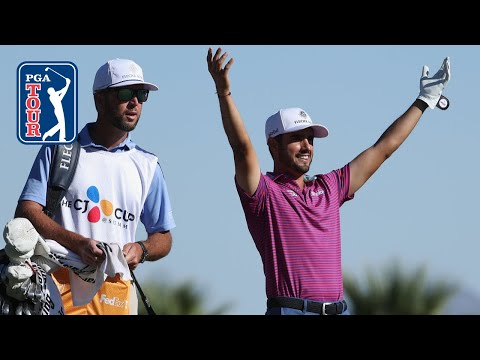 Abraham Ancer holes out for Albartoss at THE CJ CUP