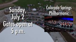 Summer Concert Series - Colorado Springs Philharmonic