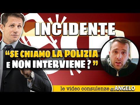 INCIDENTE STRADALE: la polizia deve intervenire sempre? | Avv. Angelo Greco