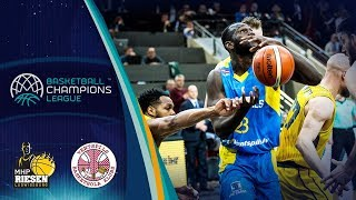 MHP RIESEN Ludwigsburg v Ventspils - Highlights - Basketball Champions League 2018-19