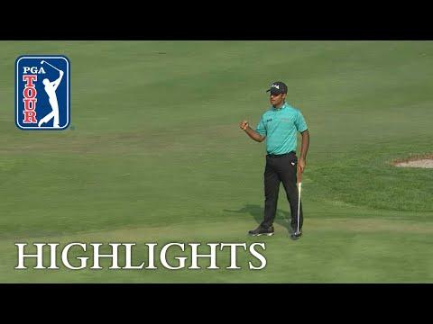 Shubhankar Sharma?s extended highlights | Round 2 | Mexico Championship