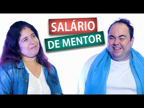 SALÁRIO DE MENTOR   Amigos da Luz