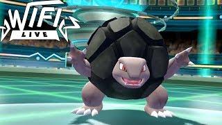 Pokemon Let's Go Pikachu & Eevee Wi-Fi Battle: Golem ROCKS! (1080p)