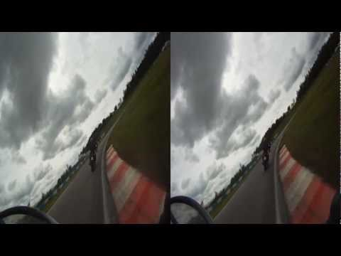 Hojåkning på Gelleråsen 2011-05-28 i 3D