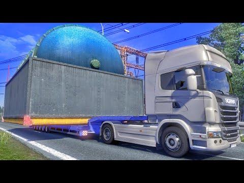 Tanque Gigante - Euro Truck Simulator 2