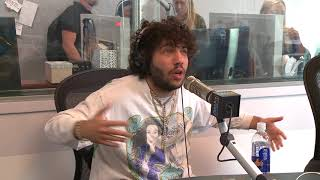 Get To Know The Amazing Songwriter/ Artist: Benny Blanco | On Air with Ryan Seacrest