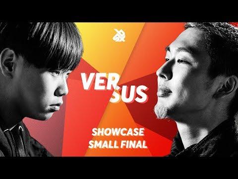 HISS vs BATACO  |  Grand Beatbox SHOWCASE Battle 2018  |  SMALL FINAL