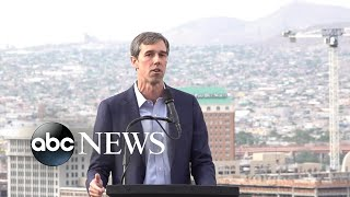 Beto O'Rourke relaunches campaign in wake of El Paso shooting