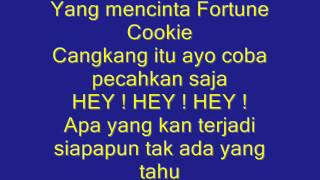 Lirik Lagu JKT48 Fortune Cookie