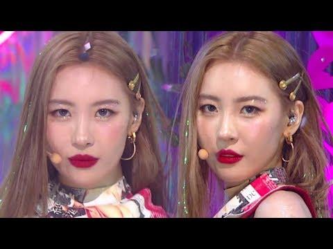 《Comeback Special》 SUNMI(선미) - Siren(사이렌) @인기가요 Inkigayo 20180909