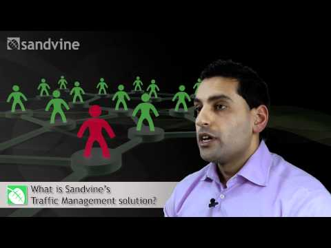 Video: Sandvine Traffic Management Overview