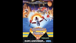 Thunder Force IV HD Full Run (Long Play) No Miss (Progressive)
