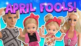 Barbie - April Fool's Day Pranks | Ep.161
