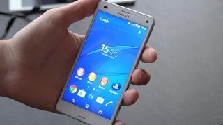 Sony   Xperia Z3 Compact: High-end mini phone plays PS4 remotely (hands-on)
