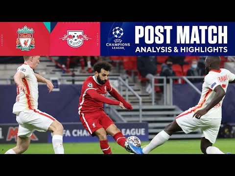 Liverpool vs RB Leipzig: Post Match Analysis and Highlights | UCL on CBS Sports