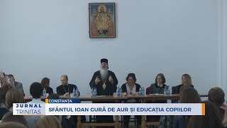 Sfantul Ioan Gura de Aur si educatia copiilor