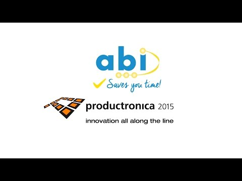 ABI at Productronica 2015