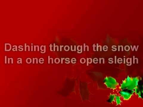 Basshunter - Jingle Bells (Bass) *Lyrics on Screen* FULL HD
