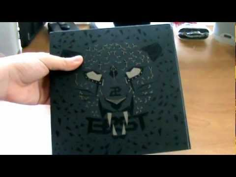 BEAST - Fiction and Fact Unboxing
