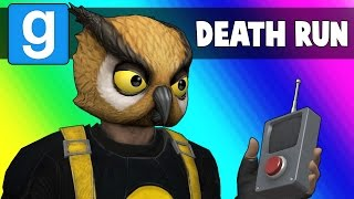 Gmod Deathrun Funny Moments - The Owl's Cave! (Garry's Mod)